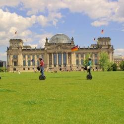 City Segway Tours Berlin, Berlin