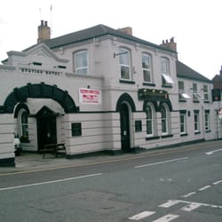 Regency Hotel, Worksop, Nottinghamshire