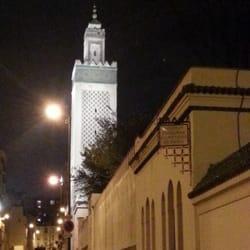 La Mosquée - Paris, France. Mosque (inside is a hamam and a wonderful cafe)