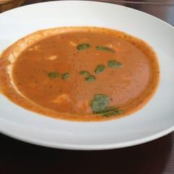 Feine Tomatensuppe mit…