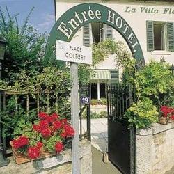 Hôtel La Villa Fleurie, Beaune, Côte-d'Or