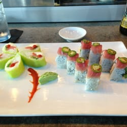 Baby Blue Sushi Sake Grill Fresh and energetic, Blue offers an inspired mix of creative sushi for purists and adventurers alike. Happy Hour has put Blue on the map, offering value and variety without sacrificing quality or wilmergolding6jn1.gqon: Wright Plz Ste , Omaha, , NE.
