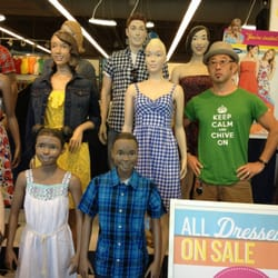 Old Navy Clothing Store - Rockville, MD, United States by Trevor M