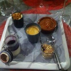 La Cuisine des Sentiments - Perpignan, Pyrénées-Orientales, France. Le café gourmand