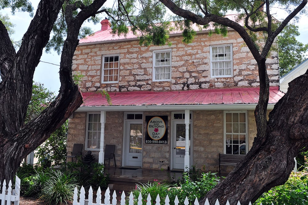 Above And Beyond Spa Fredericksburg Tx