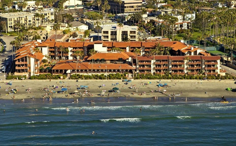 La Jolla Shores Hotel Reviews