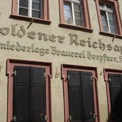 Reichsapfel & Lager, Heidelberg, Baden-Württemberg