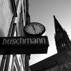 buschmann City - Blick auf die Lamberti…