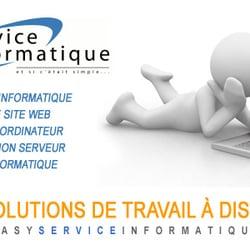 Easy Service Informatique, Sens de Bretagne, Ille-et-Vilaine, France