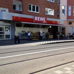 REWE City, Dusseldorf, Nordrhein-Westfalen