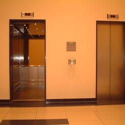 Mundsburg Tower Fahrstühle