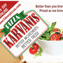 Karvanis Pizza