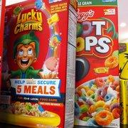 Les céréales de mon enfance !