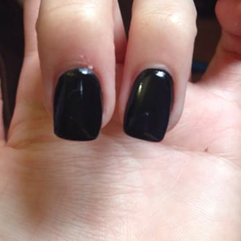 Little nails boutique nail salons oswego il united for A little bit off the top salon