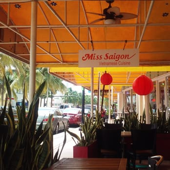 Miss Saigon Miami Beach Fl