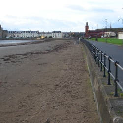 Ardrossan South Beach, Ardrossan