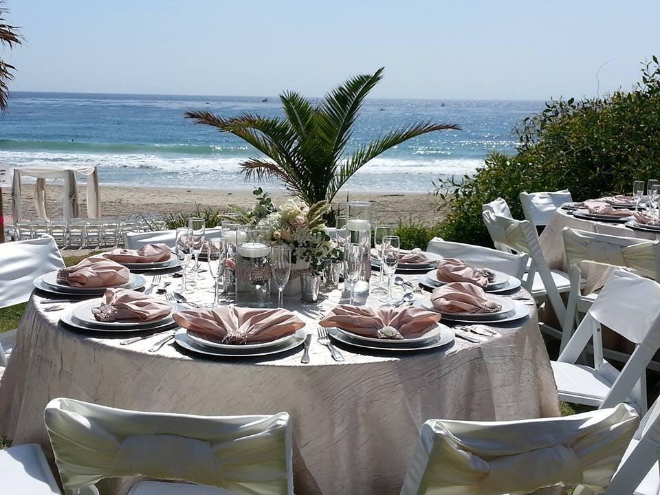 Salt Creek Beach Park Wedding at Salt Creek Beach Park