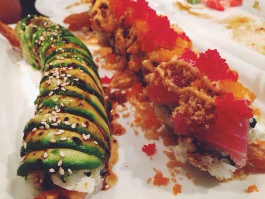 Tokyo japanese steakhouse sushi bar sioux city ia for Aloha asian cuisine sushi