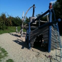 Piraten-Spielplatz, Markranstädt, Sachsen