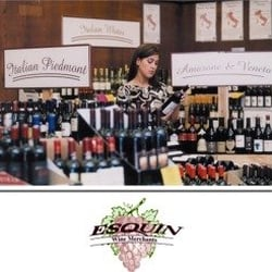 Esquin Wine & Spirits logo
