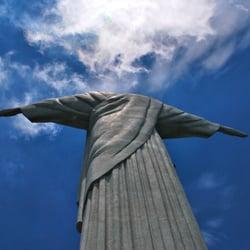 Cristo Redentor, Rio de Janeiro - RJ, Brazil