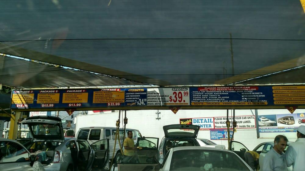 Car Wash In Burbank California