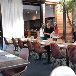 The Tasting Kitchen Venice Ca United States Breezy Brunch Time Interiors