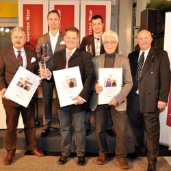 Die Gewinner des HEIMTEX-Stars 2012 -…