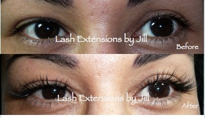 Eyelash Extension Malaysia Eyelash Extensions Before And