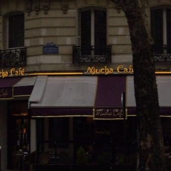 Mucha Cafe-Restaurant, Paris - Tour Eiffel Invalides - Restaurant