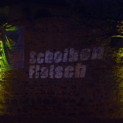Scheibenfleisch, Halle (Saale), Sachsen-Anhalt