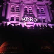 KOKO - Londres, London, Royaume-Uni. Soooo many people