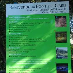 Musée du pont du gard, Vers Pont du Gard, Gard