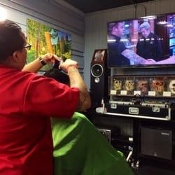 Barber Shop Las Vegas : Bolt Barbers Monkey Train Barbershop - CLOSED - Barbers - Las Vegas ...
