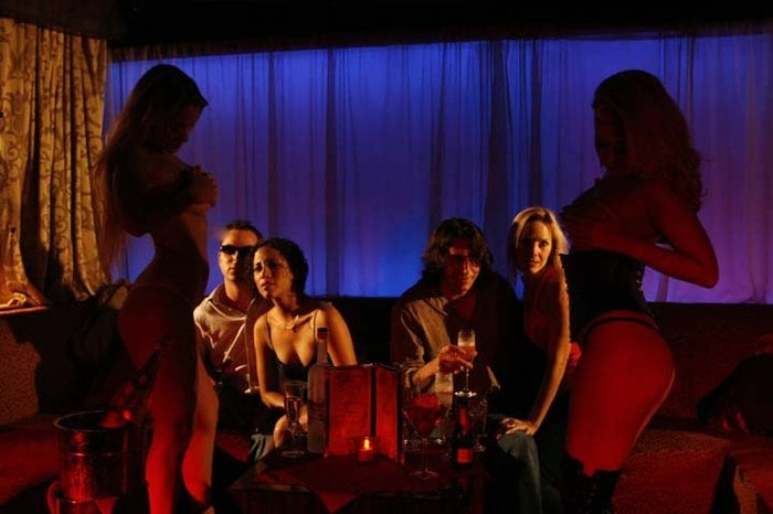 Orgy night at the local swing club is livened up with Lily Love  № 181506 загрузить