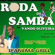 Freitag - Roda de Samba (Live Musik)