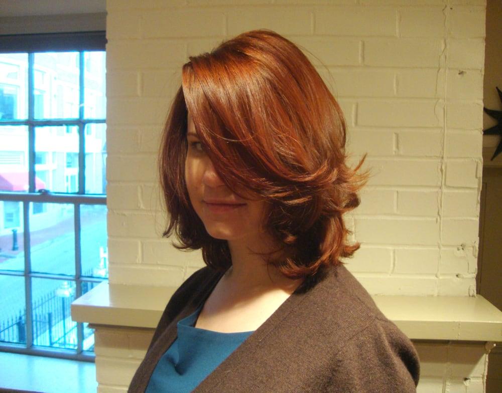 Alfred harvard square salon 14 photos hair salons harvard square cambridge ma reviews - Beauty salon cambridge ma ...