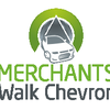Merchants Walk Chevron: Window Tinting