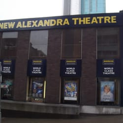 Alexandra Theatre, Birmingham, West Midlands