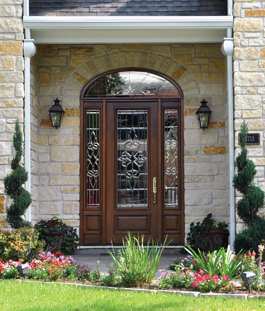 Glass craft direct building supplies spring branch for Decorative entrance doors