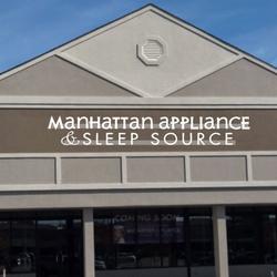 Manhattan Appliance & Sleep Source Furniture Stores