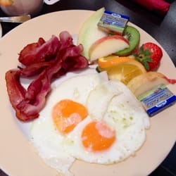 American Style Breakfast
