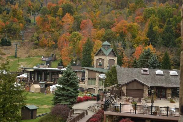 Hotels Near Seven Springs Ski Resort