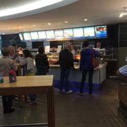 The quick service counter, which is more…