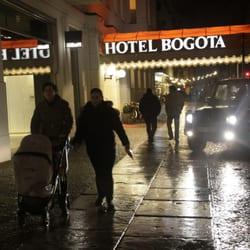 Hotel BOGOTA Eingang