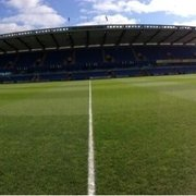 A panoramic photo of the Den, taken…