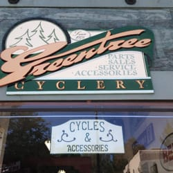 Greentree Cyclery logo