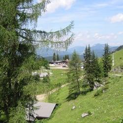 Gasthaus Stallenalm, Waidring, Tirol, Austria