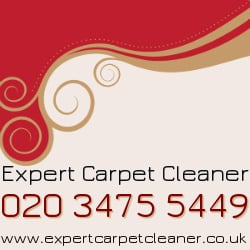 Expert Carpet Cleaner, London