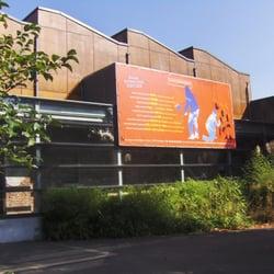 Le Garage - Théâtre de l'Oiseau Mouche - Roubaix, Nord, France. Compagnie de l'Oiseau-Mouche